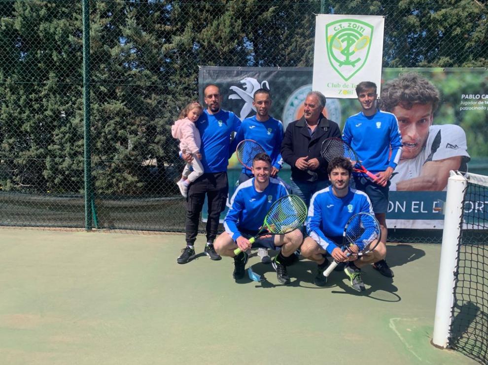 campeonato de aragón grupo VIII