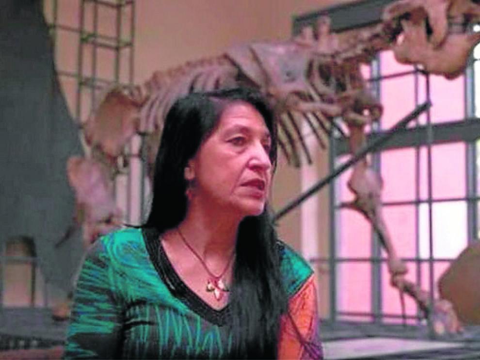 Fotograma de la serie documental Tesoros y fantasmas de la ciencia española.