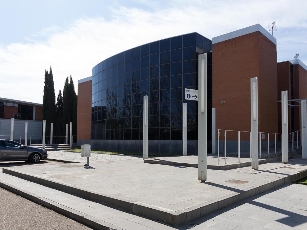 Sede del CEEI en Zaragoza.