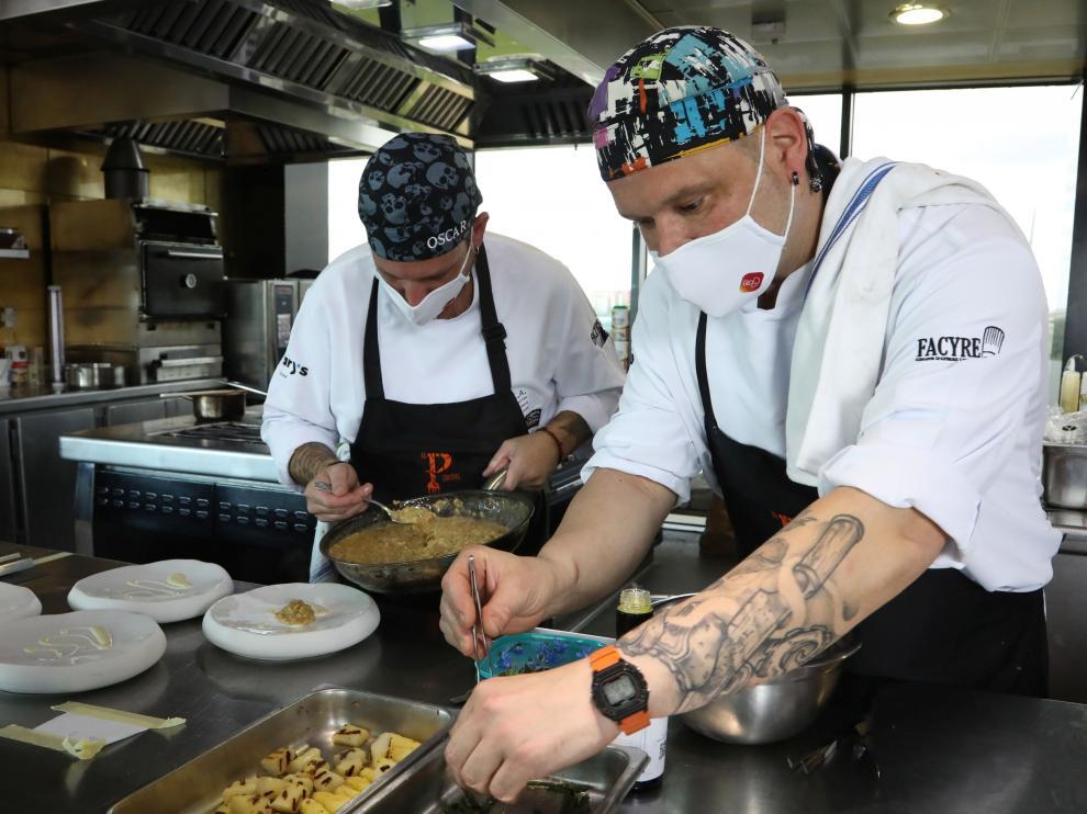cocineros gastronomía
