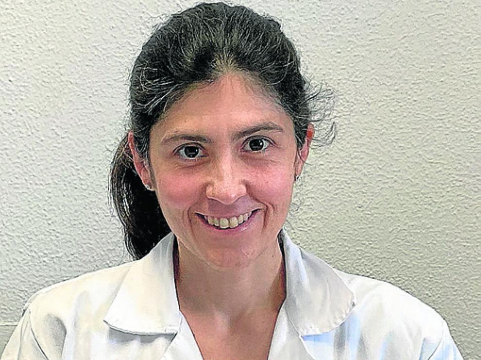 Isabel Martínez Planas.