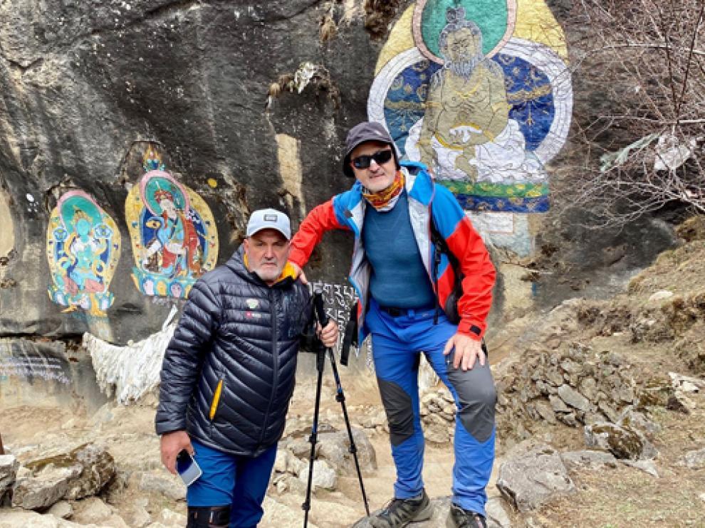 Oiarzabal y Sebastián, entre los españoles atrapados en Nepal