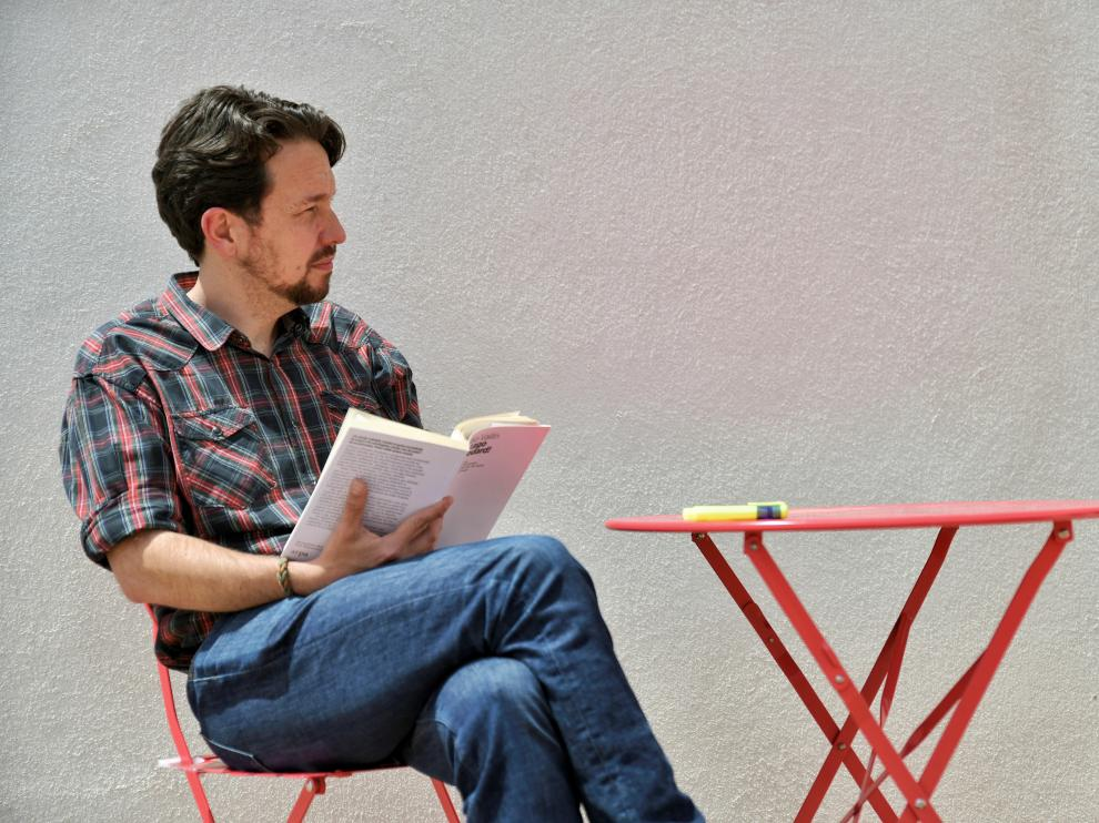 Esta es la nueva imagen del exresponsable de Podemos