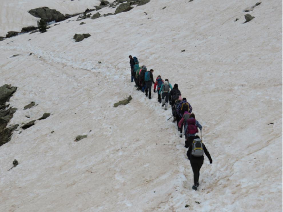 El pasado domingo se celebró la segunda jornada del curso.