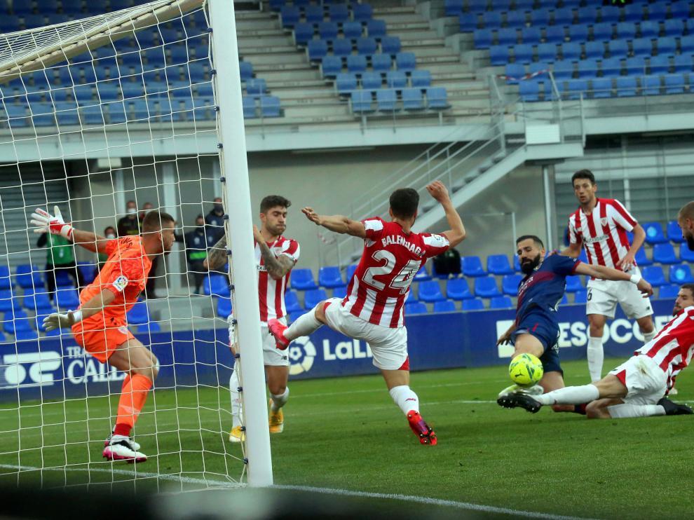 Partido sdHuesca- 1 Athletic Bilbao 0 12 - 5 - 21 foto pablo segura[[[DDA FOTOGRAFOS]]]