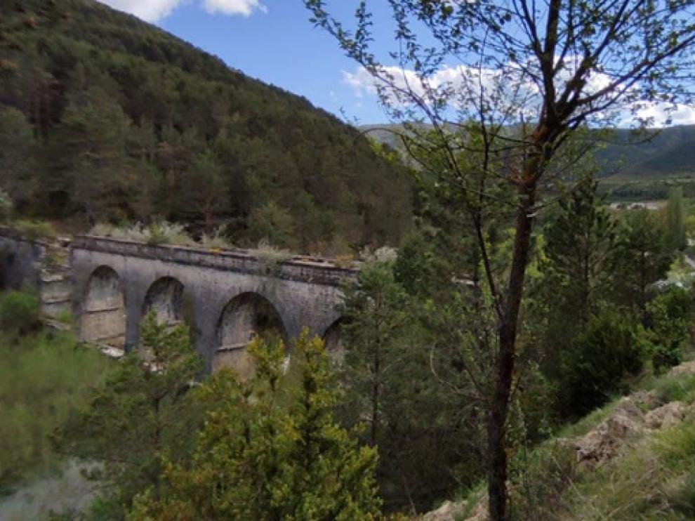 Pozas de Castiello de Jaca