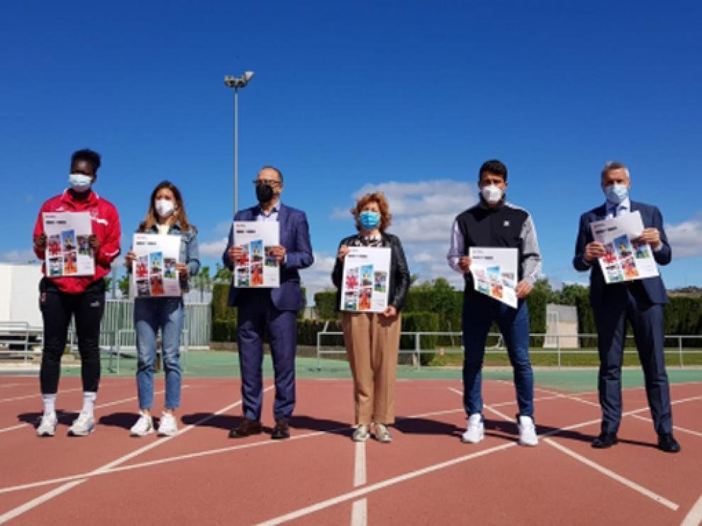 Imagen de la campaña presentada este viernes
