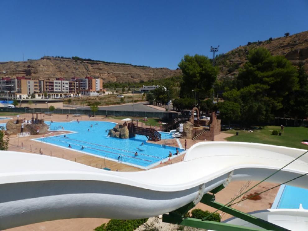 Monzón abre sus instalaciones acuáticas el 9 de junio