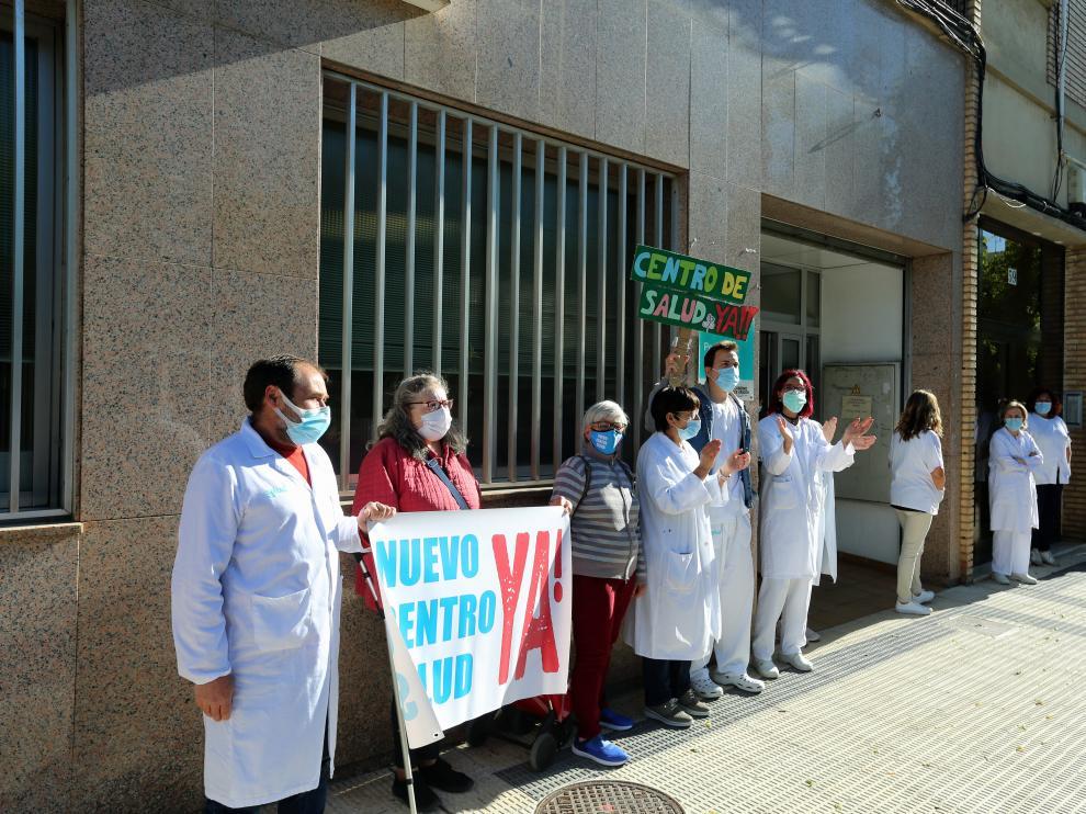 Centro Salud Perpetuo Socorro protesta centro nuevo foto pablo segura 14 - 5 - 231