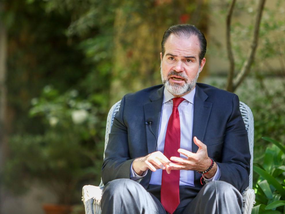 Mauricio Claver-Carone, presidente del Banco Interamericano de Desarrollo (BID)
