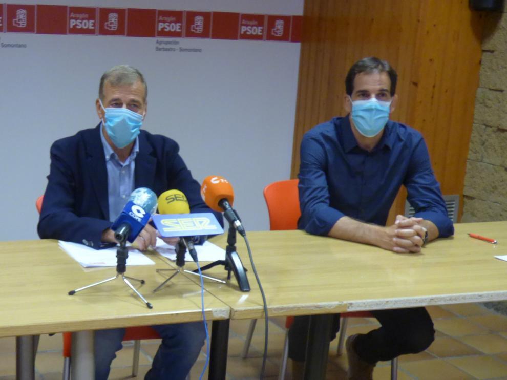 Antonio Cosculluela y Daniel Gracia