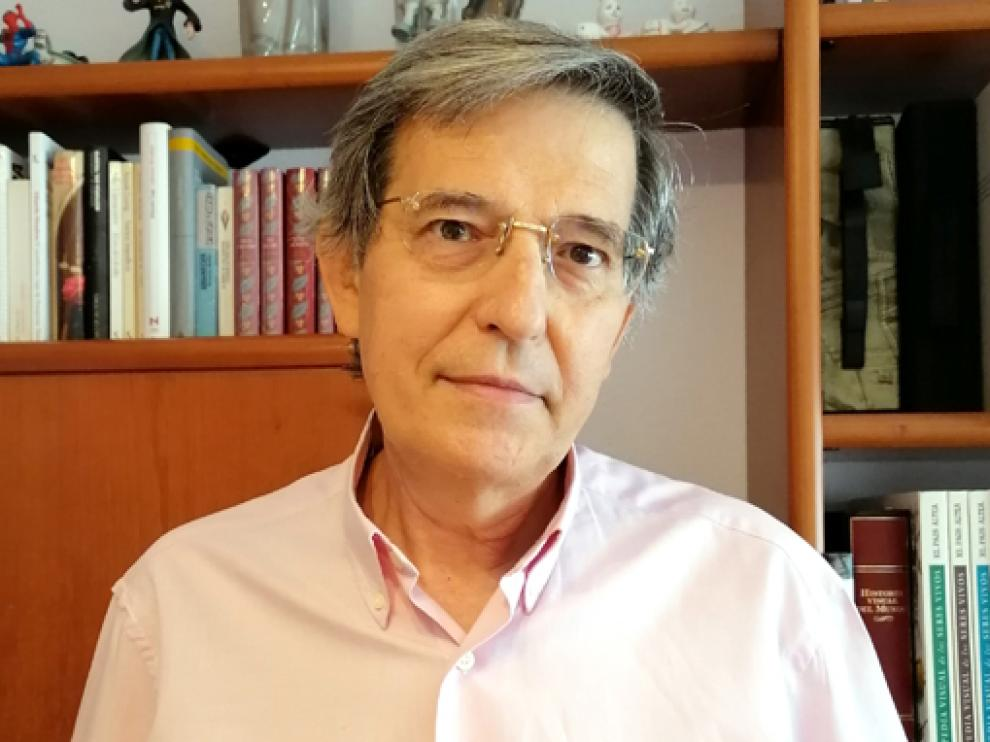 Ángel Luis Sarvisé.