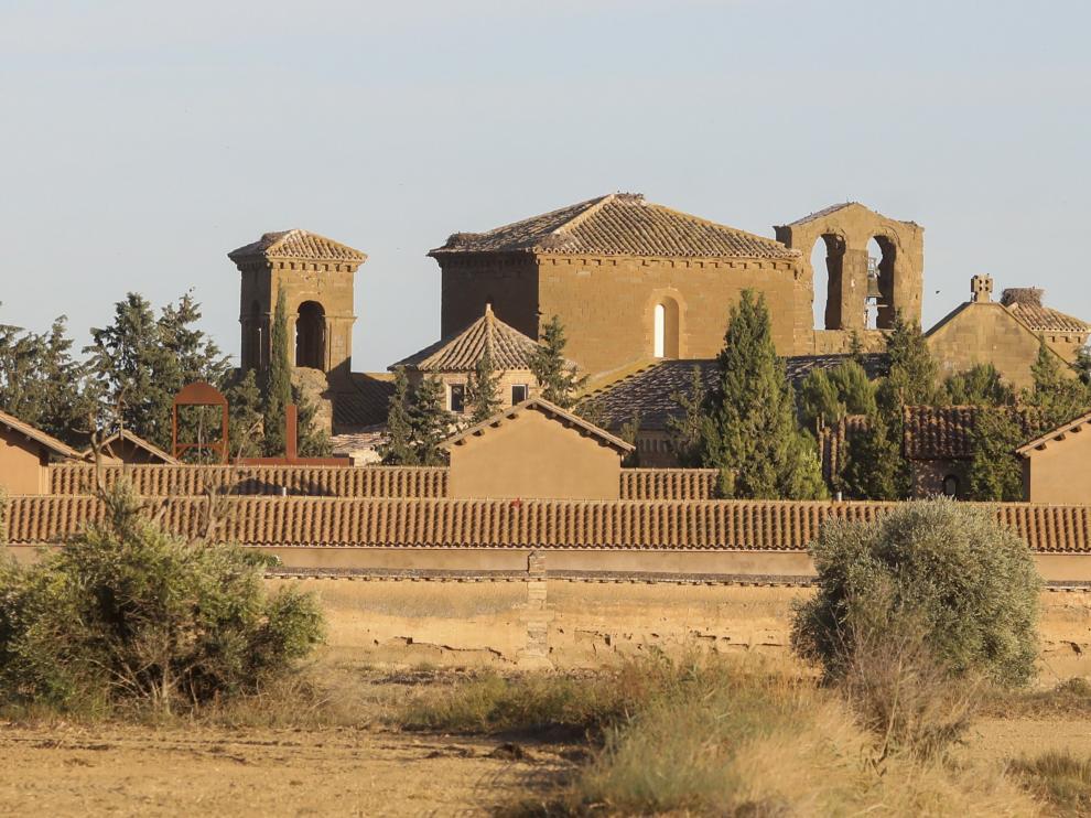 Monasterio de Villanueva de Sijena