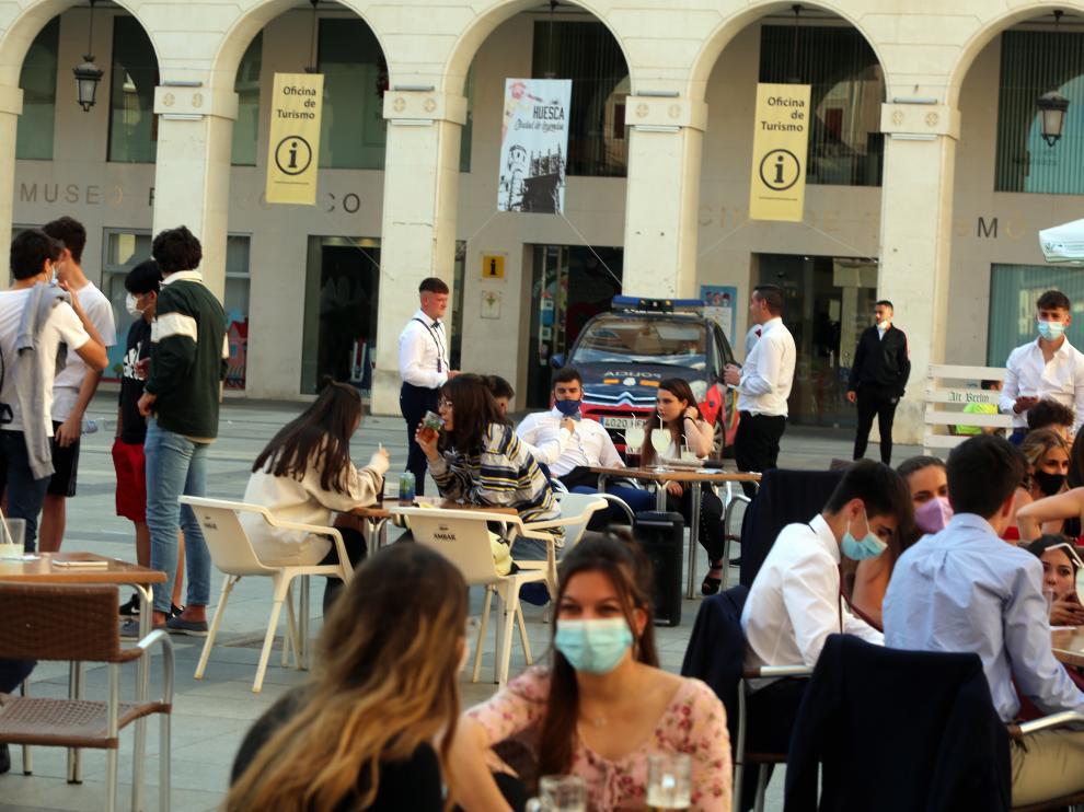 foto pablo segura terrazas mercado control policia foto pablo segura 18- 5 - 21[[[DDA FOTOGRAFOS]]]
