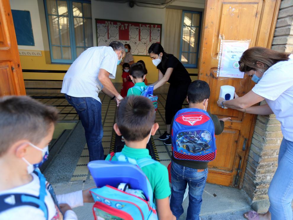 Inicio del curso en Huesca