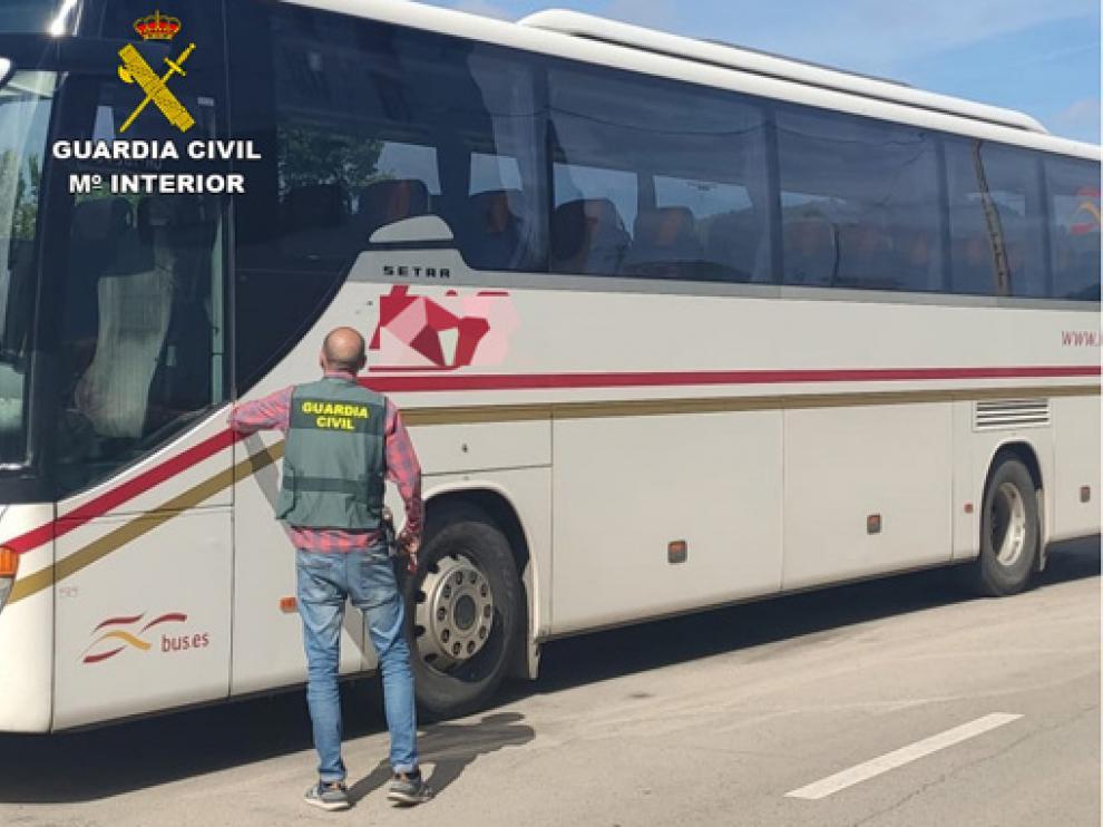 La Guardia Civil investiga a los tres presuntos culpables