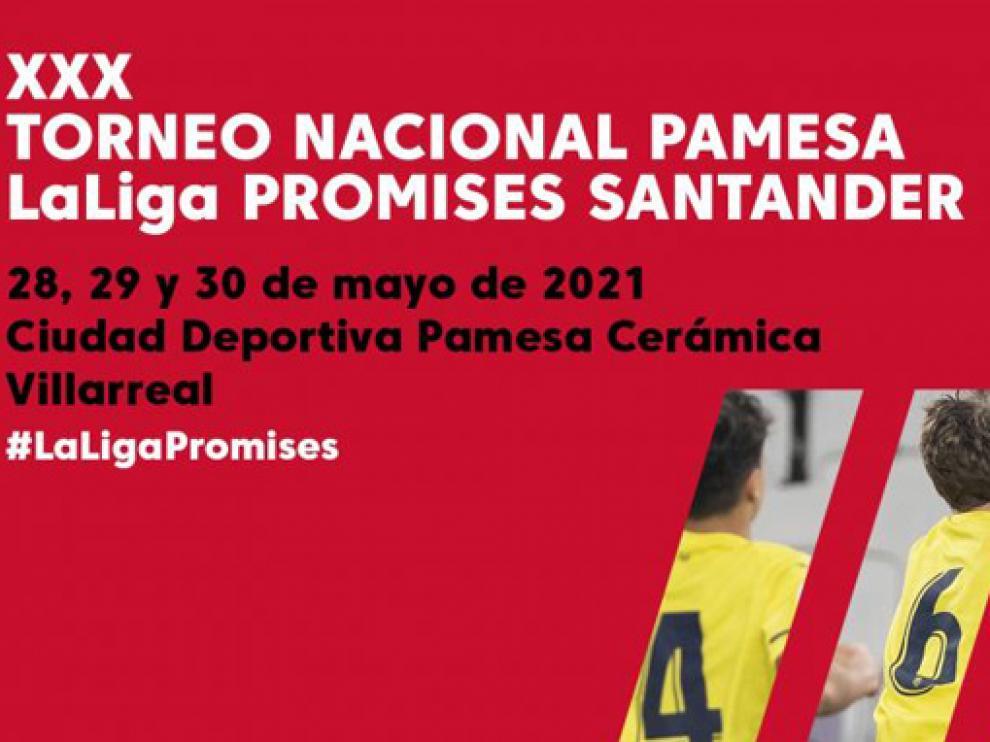 Los alevines del Huesca juegan a partir de hoy la liga Promises