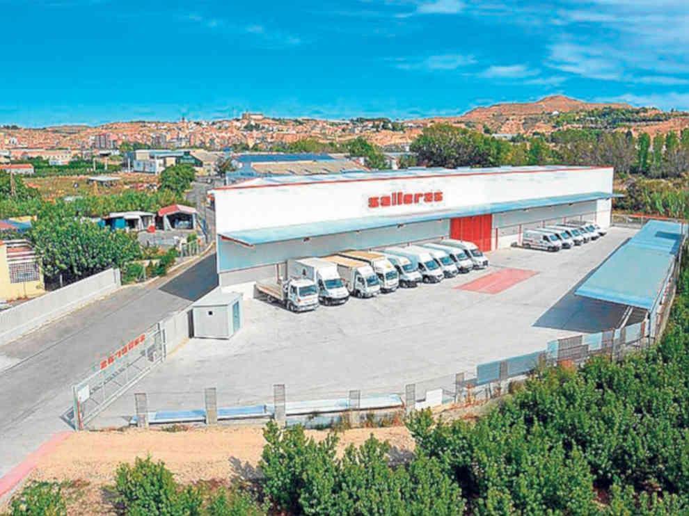 La empresa fragatina de Salleras ofrece material para los granjeros.