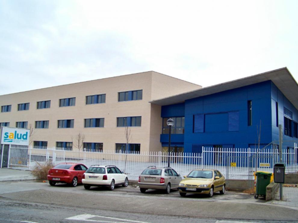 Centro de Salud del Bajo Cinca