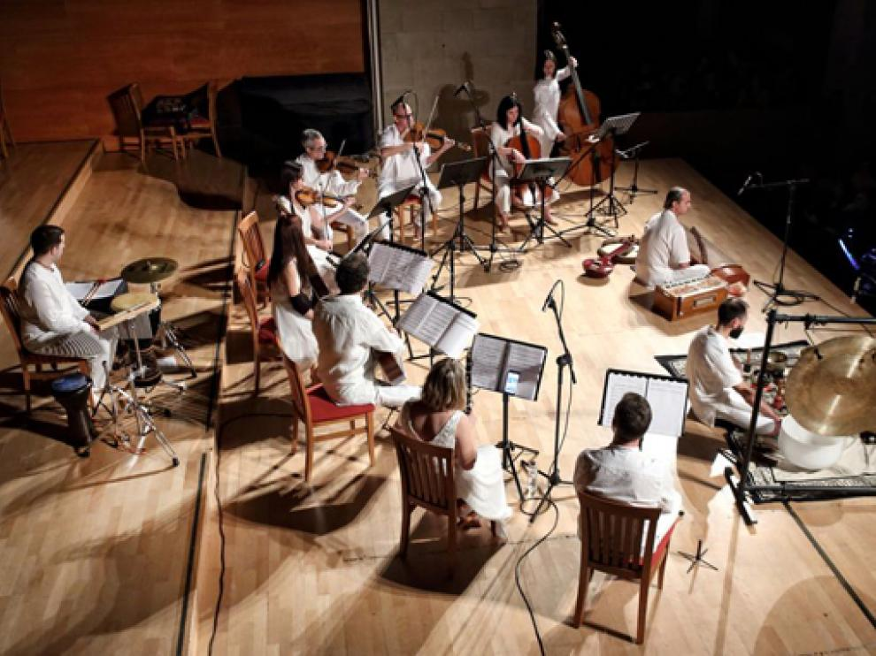 Ensemble XXI actúa este sábado en el Auditorio San Francisco.