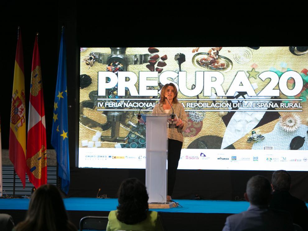 Teresa Ribera, vicepresidenta del Gobierno