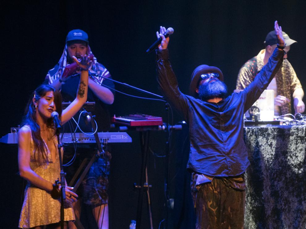Califato ¾ constituyen la avanzadilla del nuevo rock andaluz.