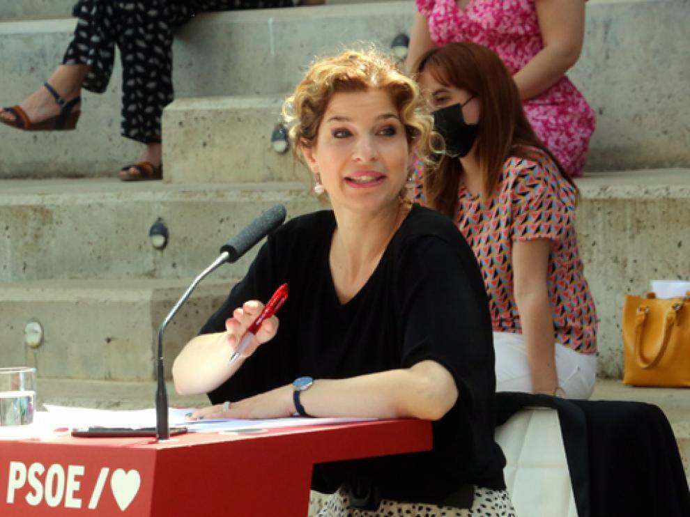 Hana Jalloul.
