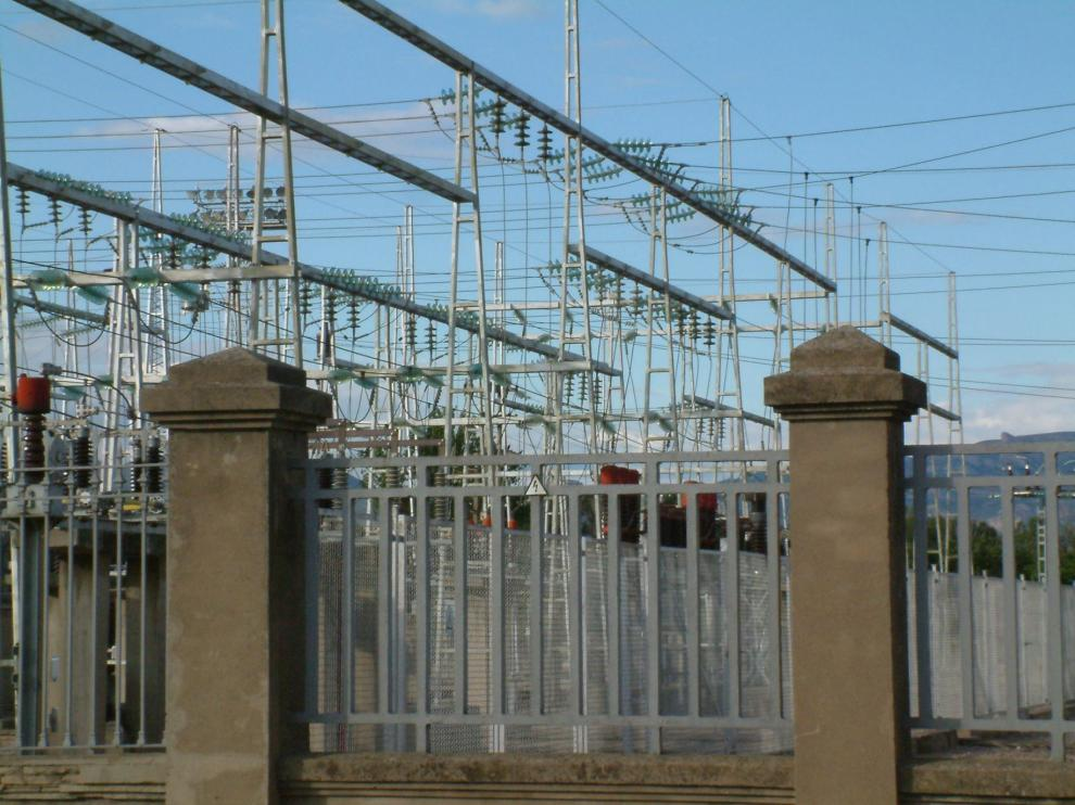 Subestación Eléctrica Endesa