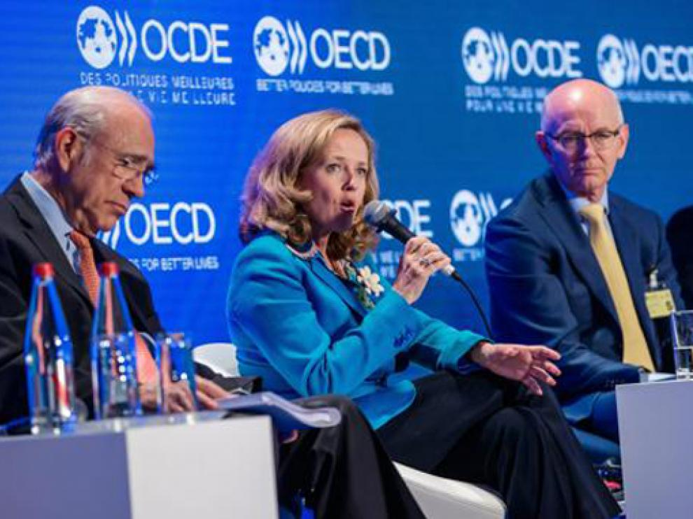 La OCDE estima un plazo de tres años hasta recuperar las cifras anteriores a la crisis