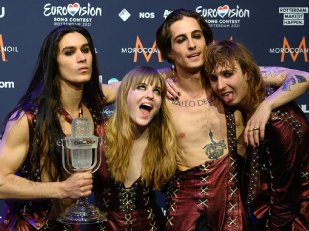 La final de Eurovisión fue el programa más visto del pasado mes de mayo, con 4,5 millones de espectadores y un 34,1 % de share.