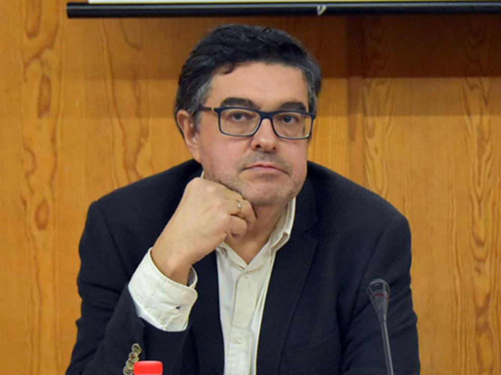 Miguel Ángel Ruiz Carnicer.