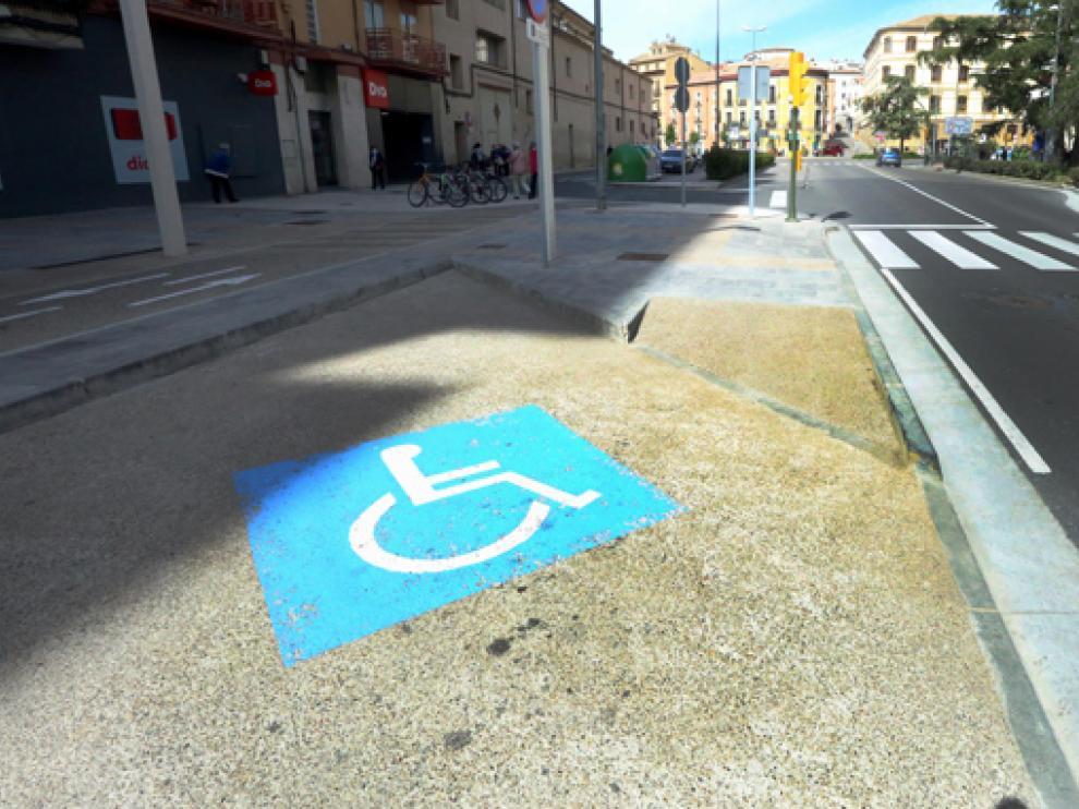 Crearán una App para conocer los aparcamientos disponibles.