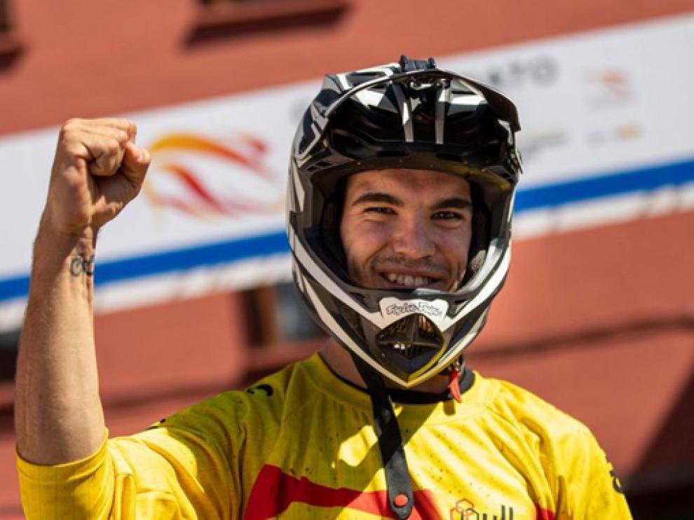 Torralba espera volver a enfundarse el maillot de Campeón de España Absoluto.