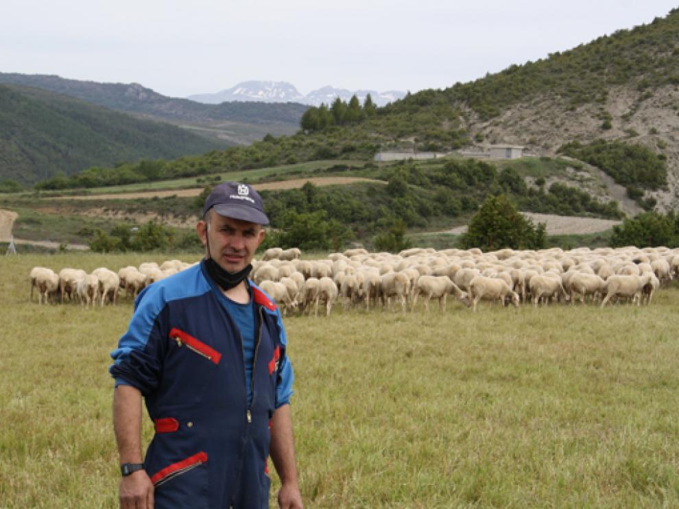 José Ángel Sanz ha logrado el accésit en las jornadas técnicas de Expoforga de este año.