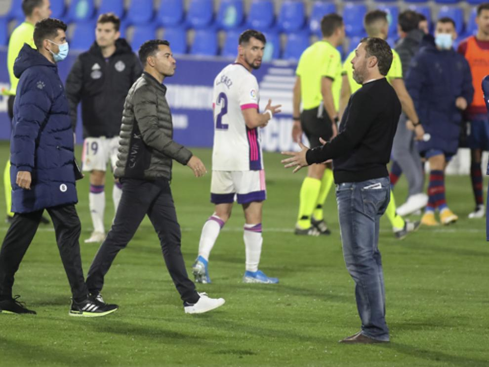 Míchel podría ser el sustituto de Sergio en el Real Valladolid.