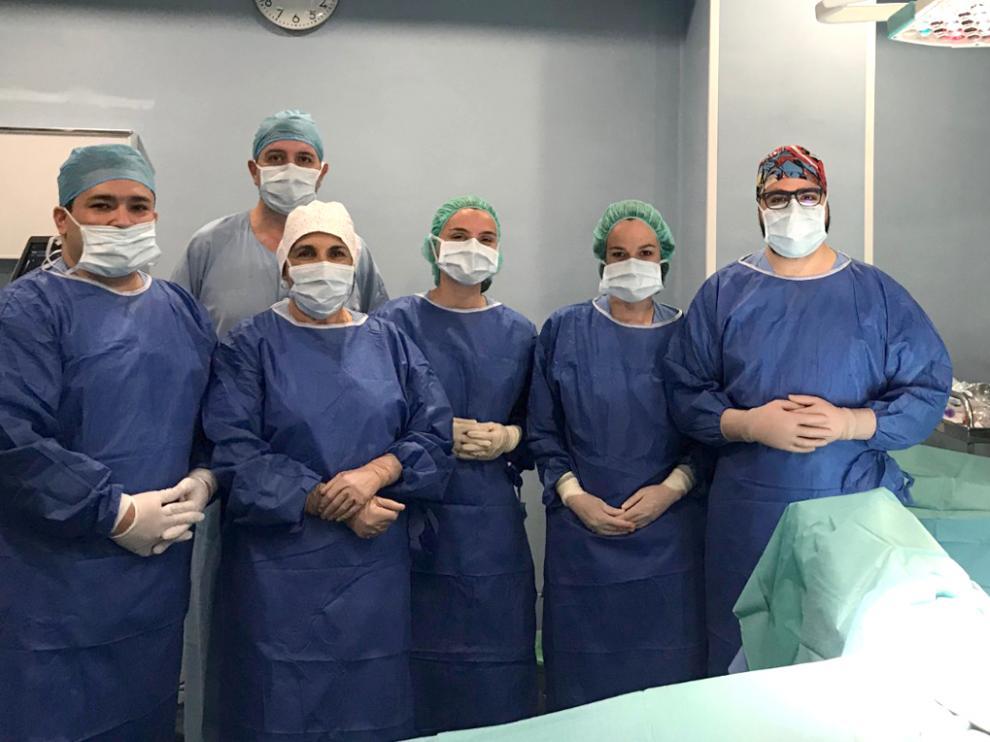 Huesca tiene radioterapia intraoperativa pero falta la convencional.