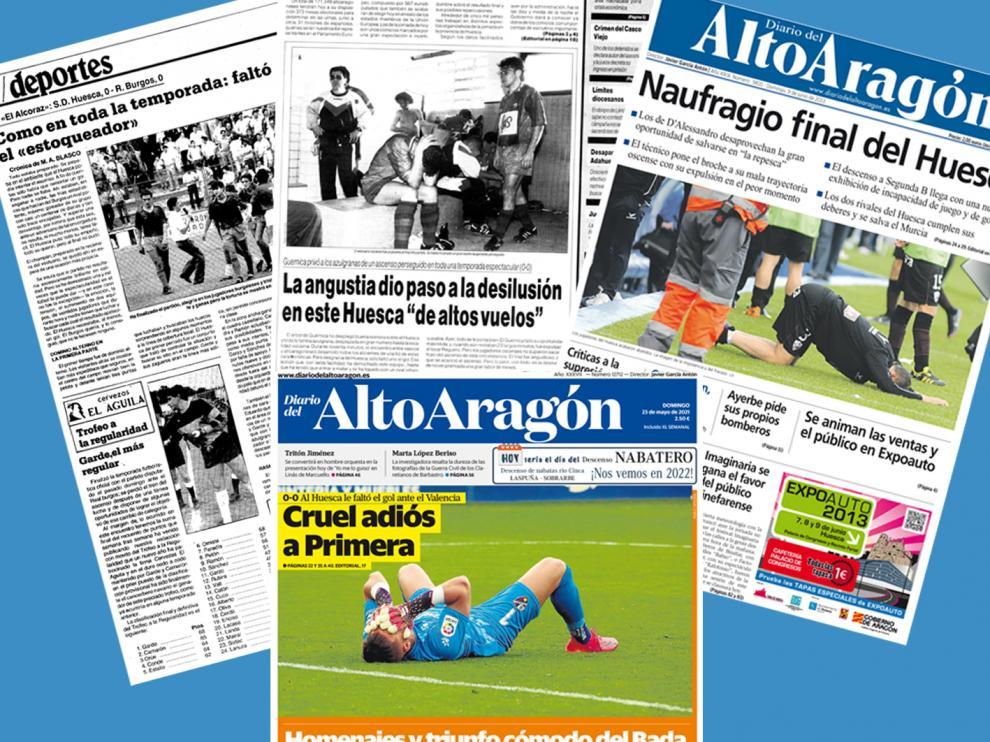 Informaciones en Diario del AltoAragón