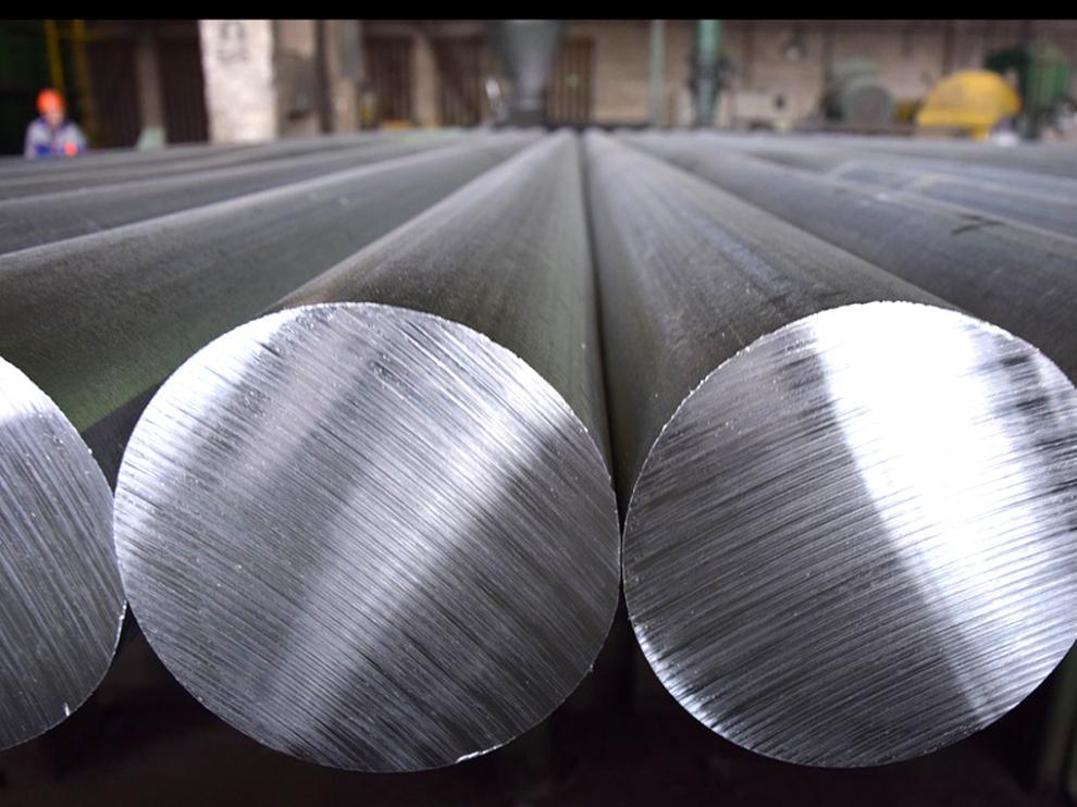 La empresa está especializada en la laminación de aluminio
