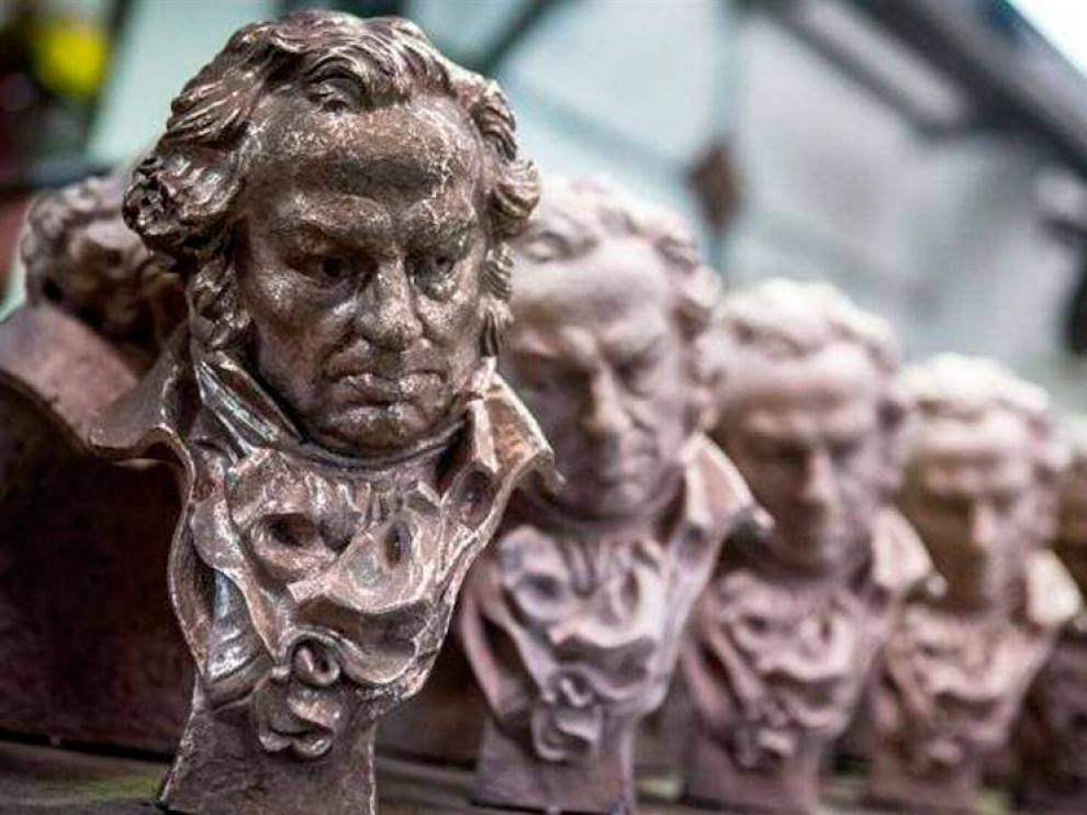 La próxima edición de los Goya incluirá algunas novedades