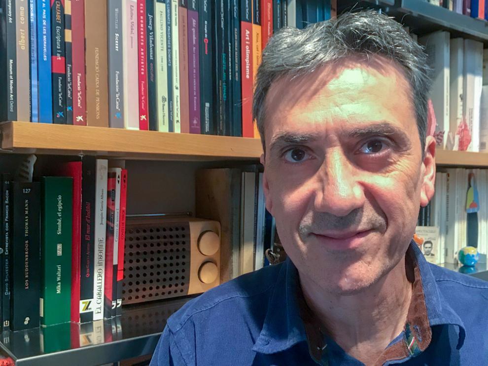 Joaquín García Albero.