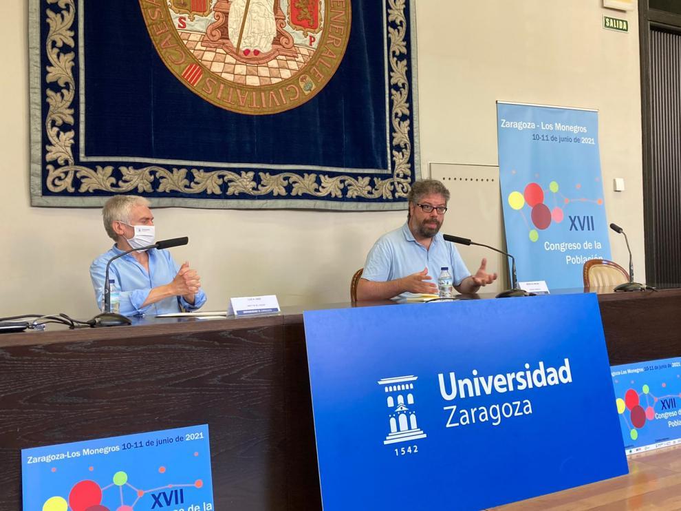 Los Monegros y el Pirineo centran un encuentro sobre despoblación