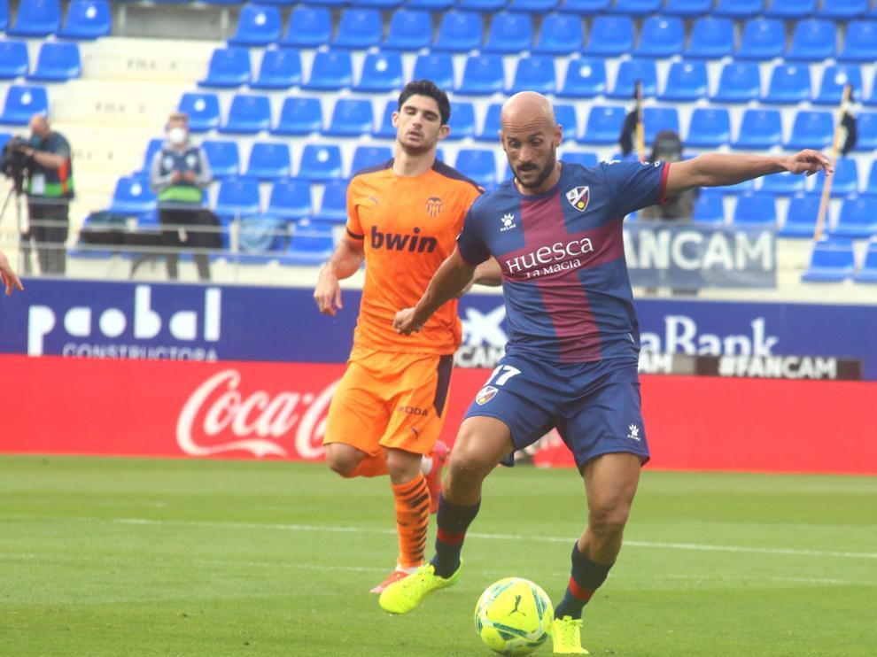 La campaña Huesca La Magia seguirá con el Huesca por cuarta temporada consecutiva]