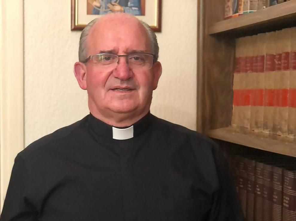 Ángel Lasheras, nuevo Rector de Torreciudad