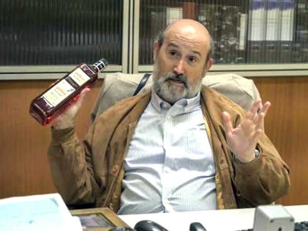 Javier Cámara interpreta a Juan Carrasco, un político muy polémico