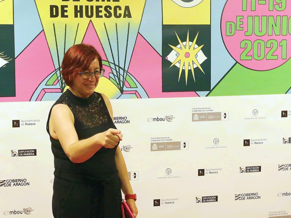 Macarena Astorga, en el Teatro Olimpia