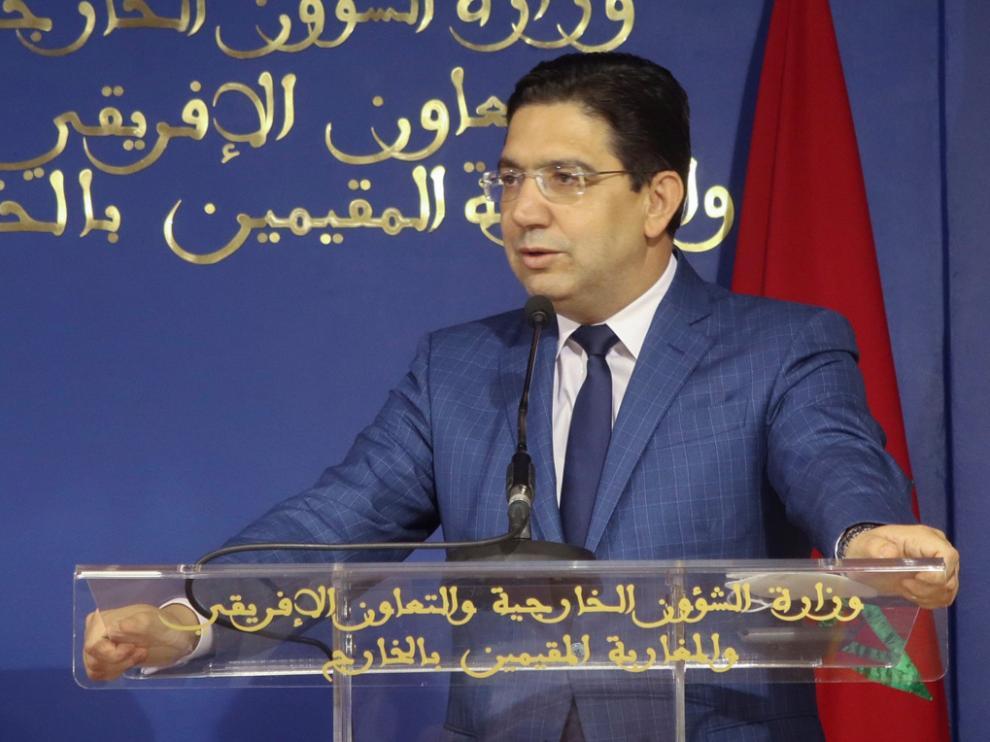 Naser Burita, ministro marroquí de Exteriores