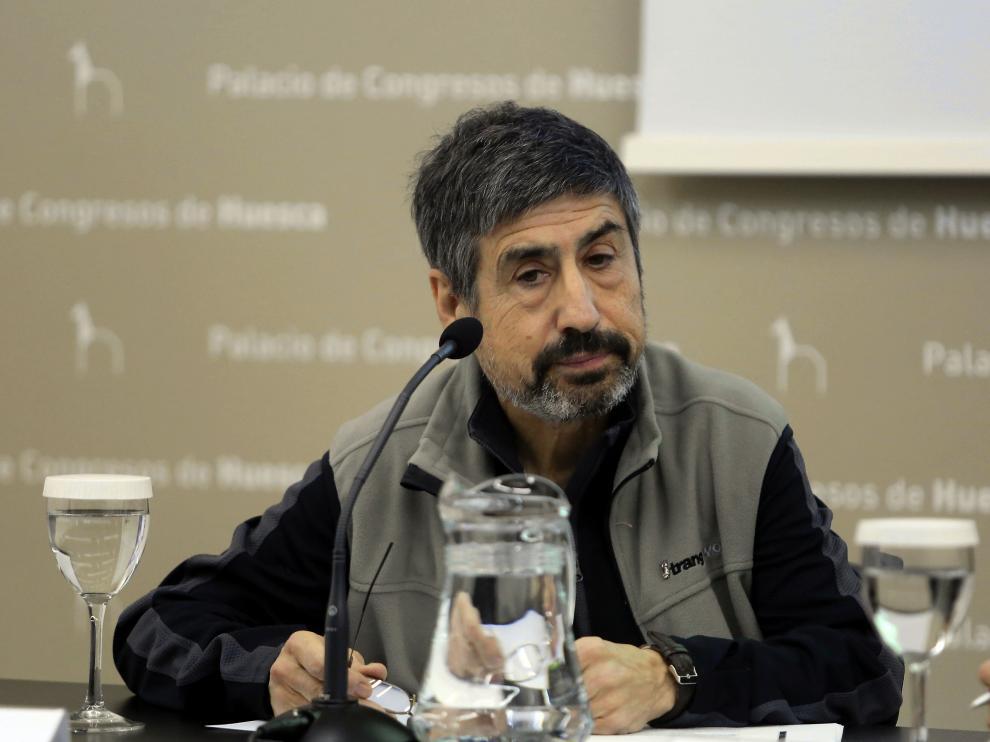 Festival de Cine de Huesca Jesús Bosque