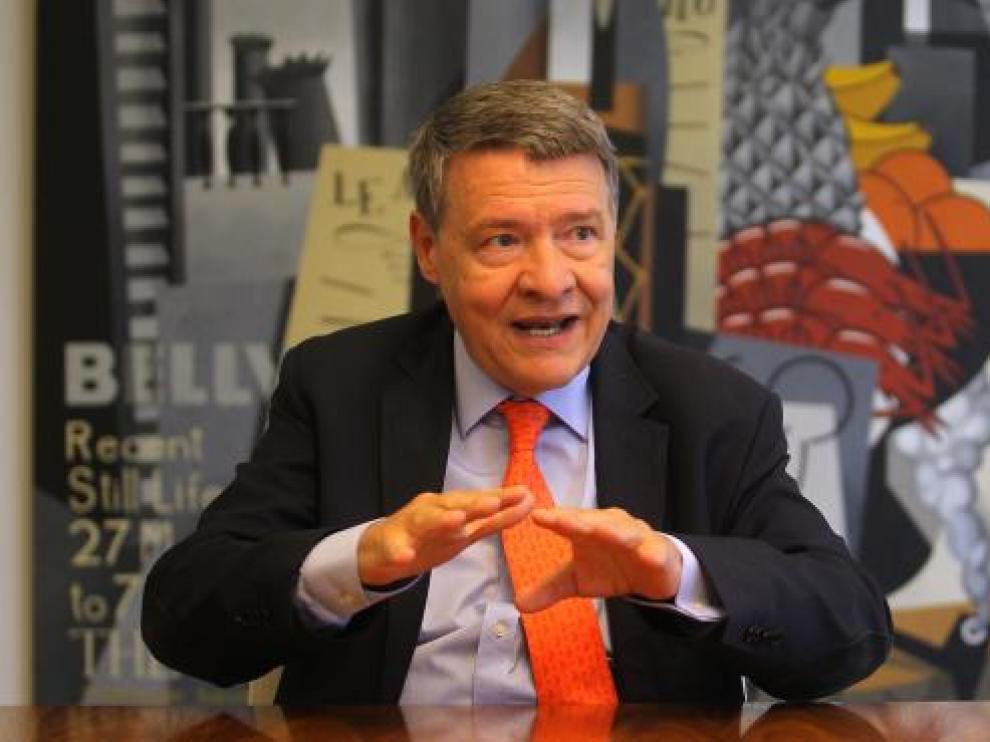 Jordi Sevilla, analista económico de referencia en Llorente y Cuenca (LLYC).