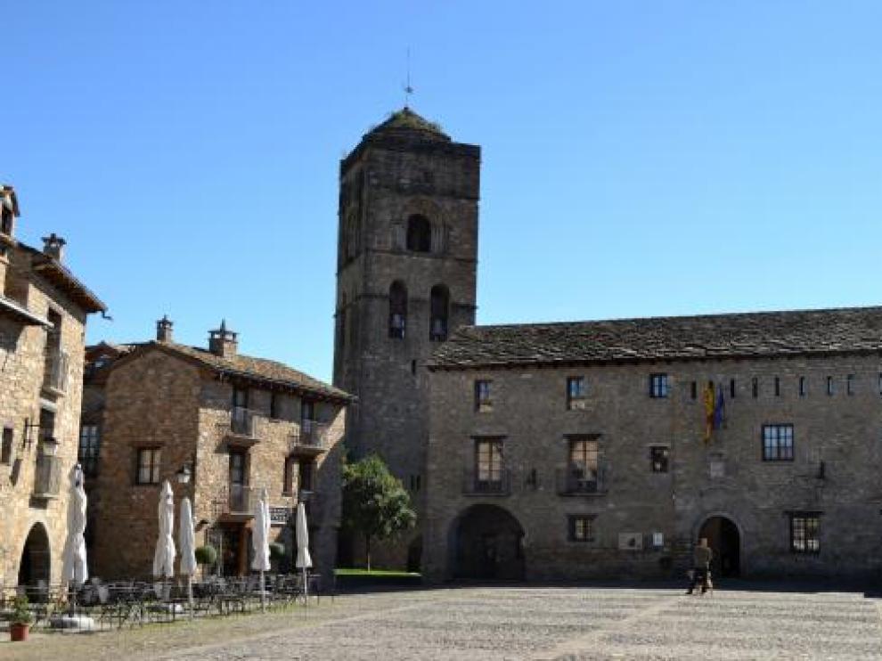 Ayuntamiento de Aínsa Sobrarbe.