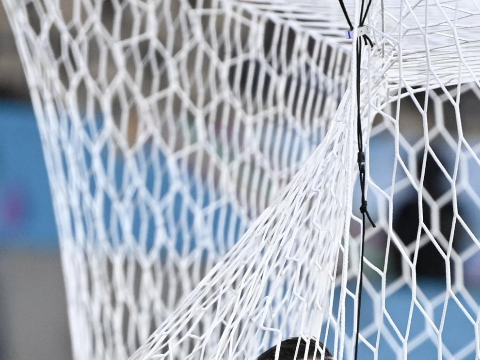 Koke Resurrección, jugador de la selección española